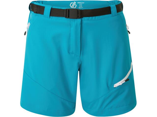 Dare 2b Revify II Shorts Mujer, freshwater blue